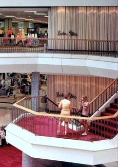 很酷的商场设计参考图片