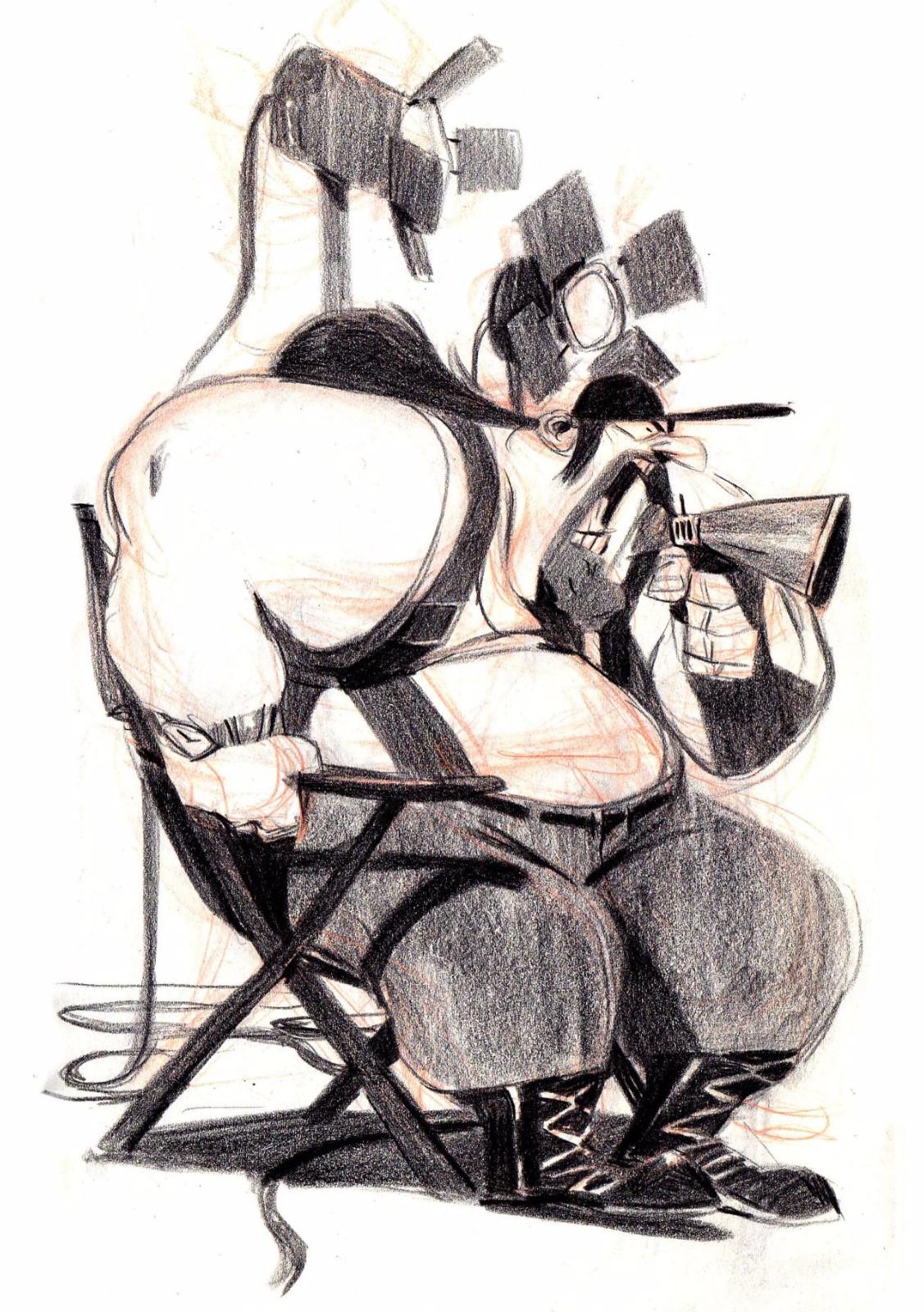 手绘可爱的动漫灵感来源
