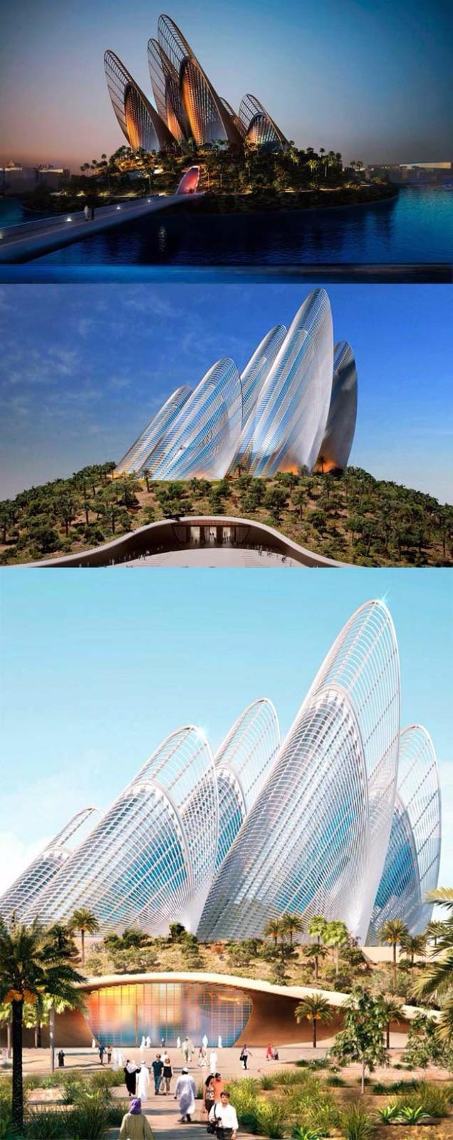 未来建筑效果国