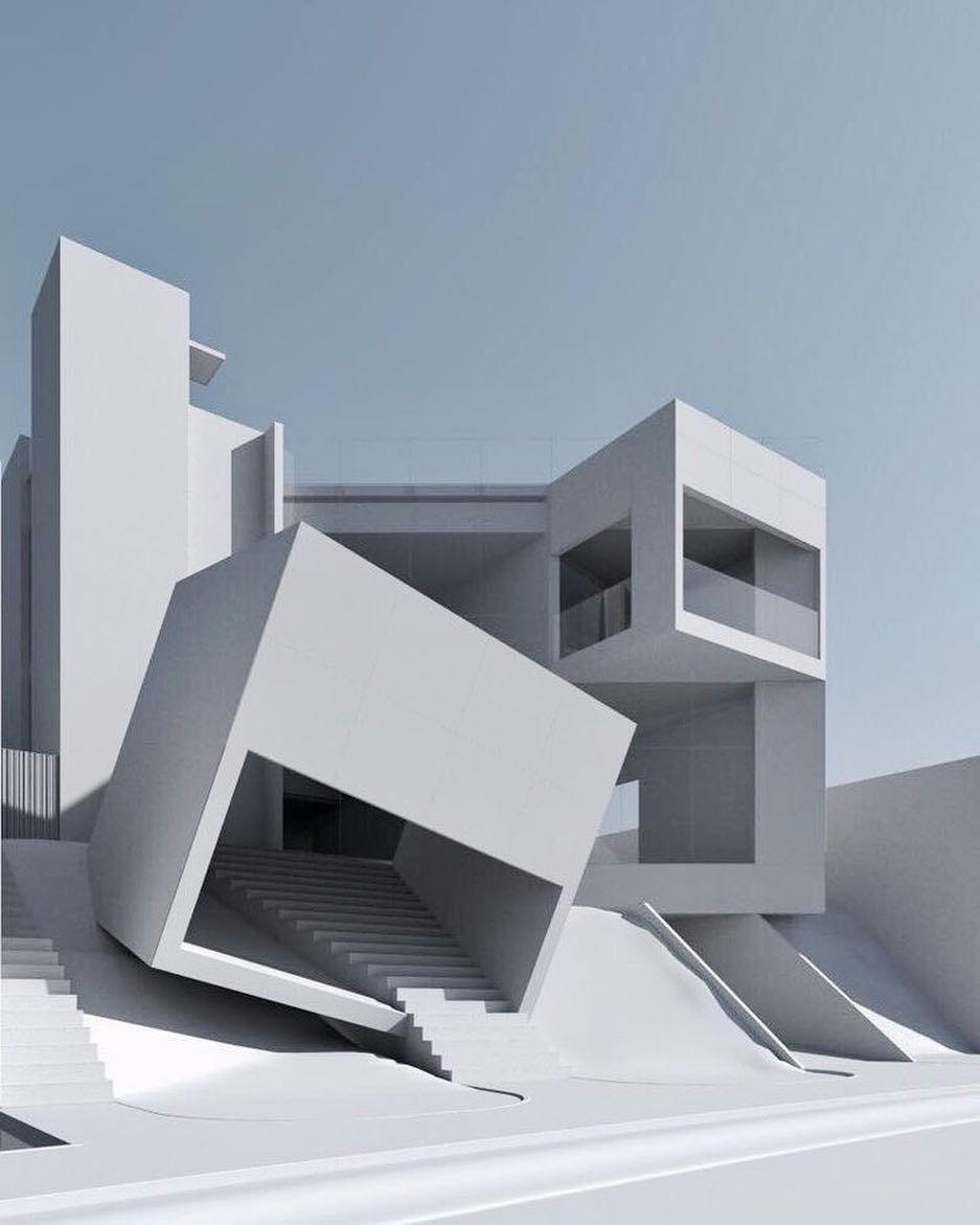 未来建筑案例设计