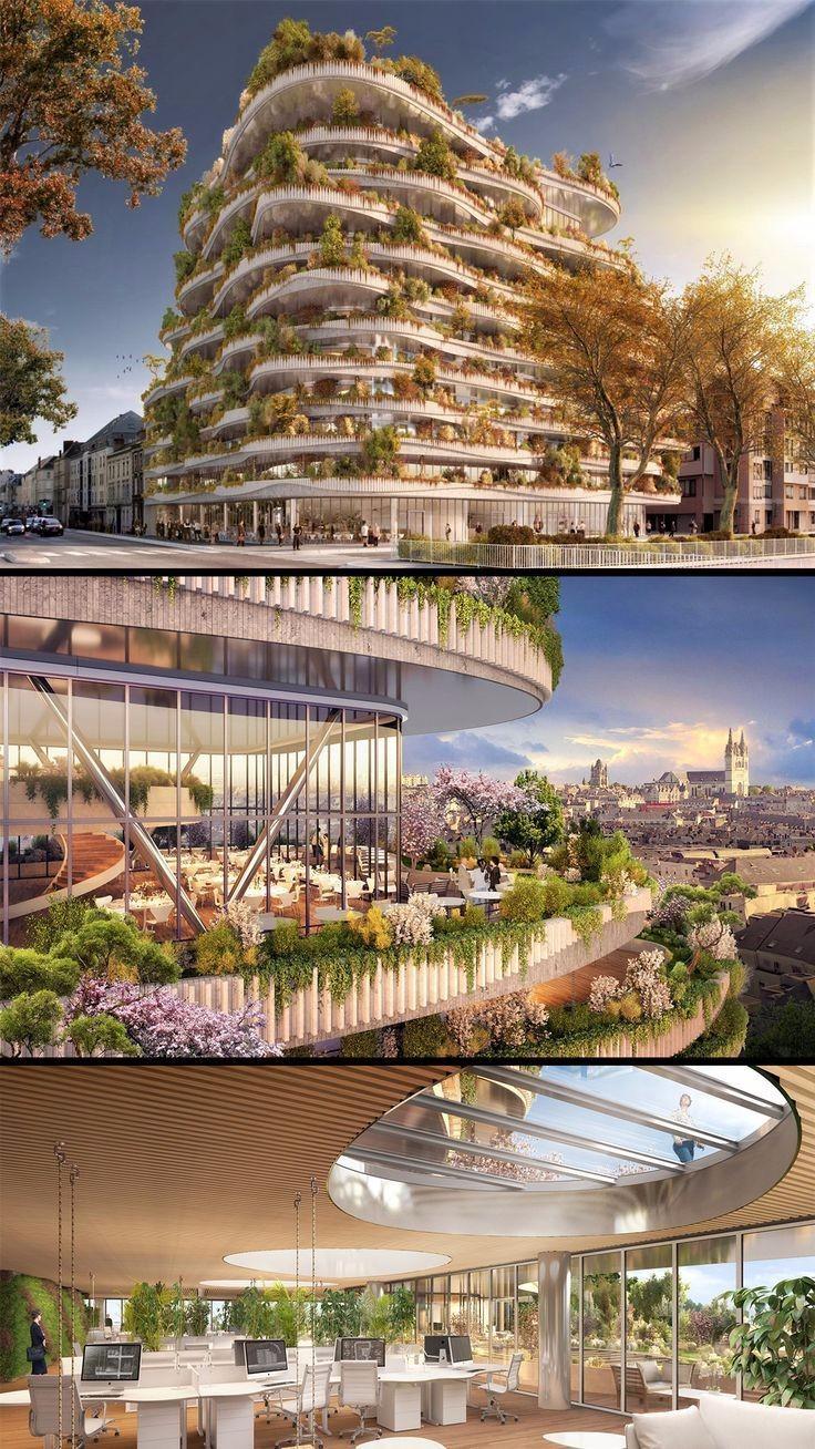 未来建筑参考 设计