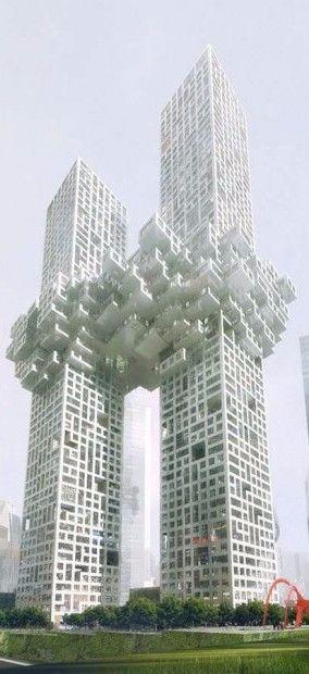 创意未来建筑设计参考