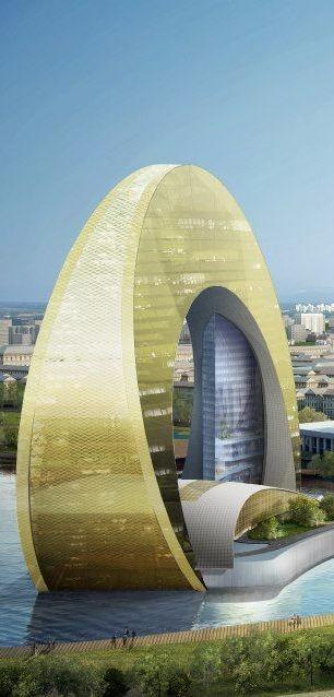 特色未来建筑设计图