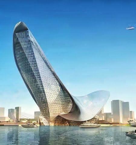 特色未来建筑设计图纸