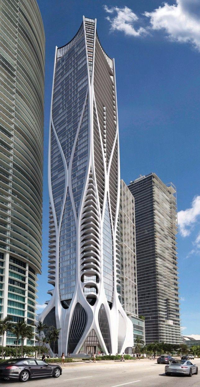 特色未来建筑设计设计图