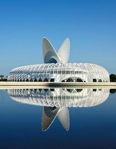 特色未来建筑设计灵感图