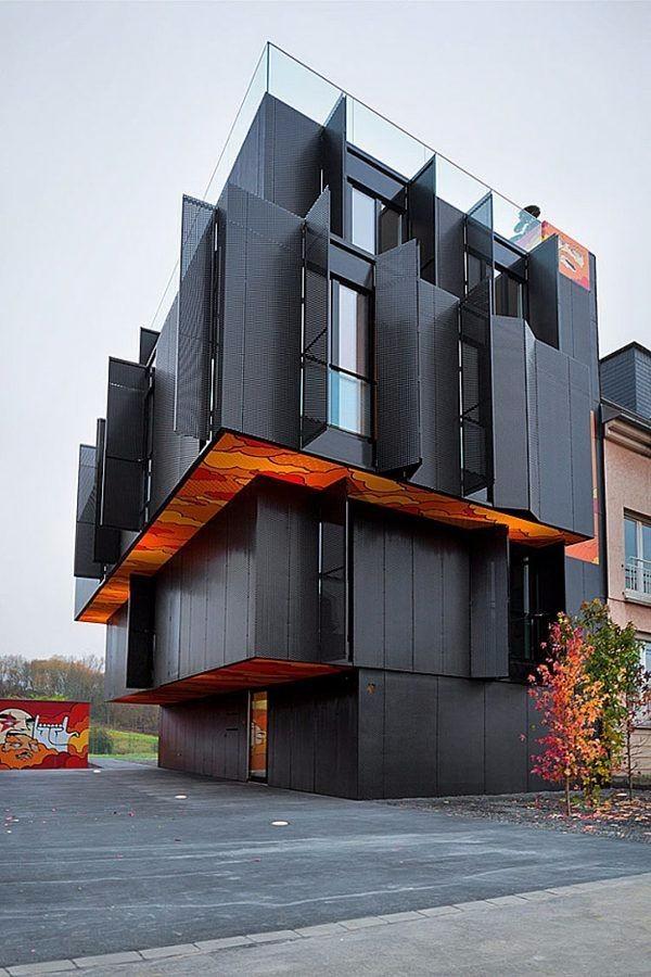特色未来建筑效果国设计