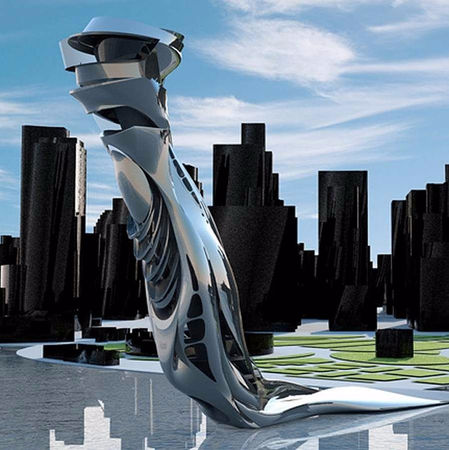 特色未来建筑案例设计