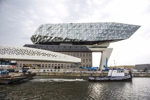 高端未来建筑图设计