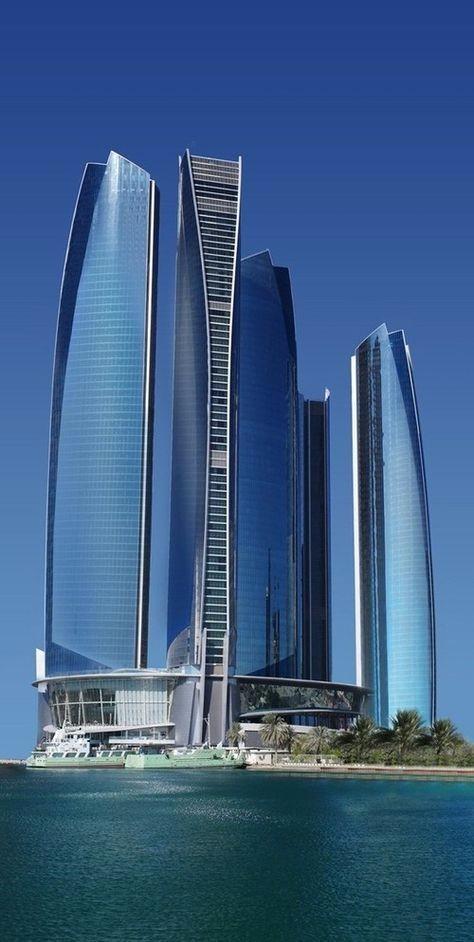 高端未来建筑设计好图