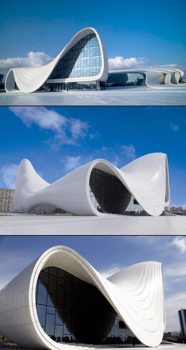 高端未来建筑设计 免费
