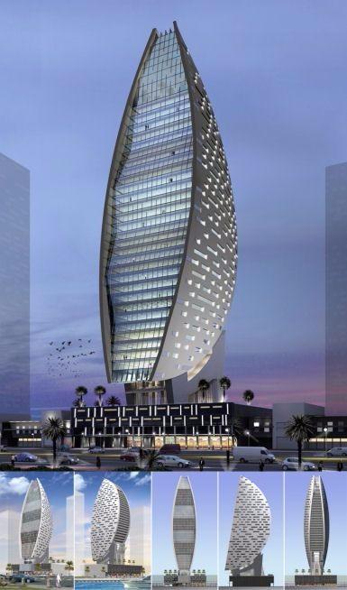 经典未来建筑图片设计